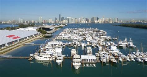 miami beach boat show 2017 miami international boat show todoslosbarcos ya est 225 en