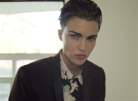 ruby rose before after haircuts ruby rose stars in mesmerizing quot break free quot film about