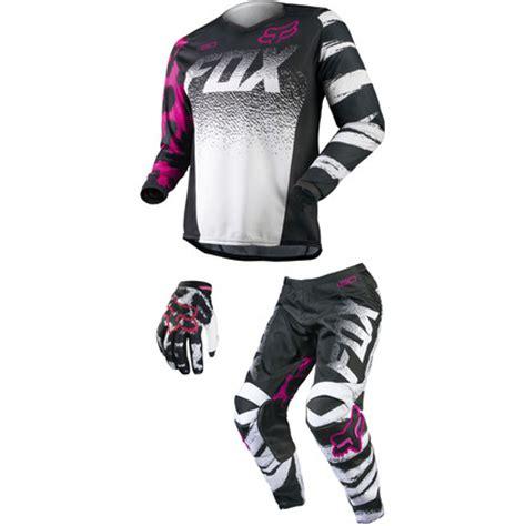 womens motocross gear combos kit