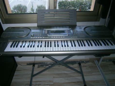 Keyboard Casio Wk 3800 casio wk 3800 image 528262 audiofanzine