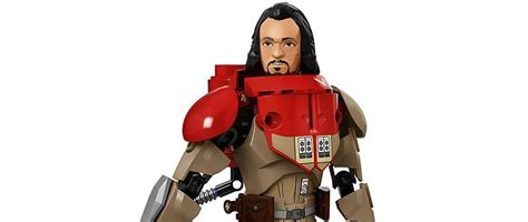 Lego Starwars Buildable Figures 75525 Baze Malbus new rogue one lego baze malbus buildable figure available