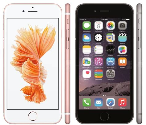 iphone 6 vs 6s iphone 6s vs iphone 6 what s the difference