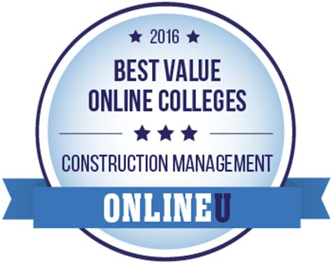 William Woods Mba Tuition by Construction Mgmt Overview