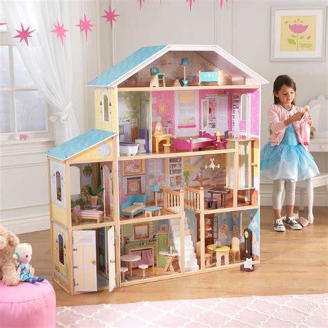 kid craft majestic mansion dollhouse