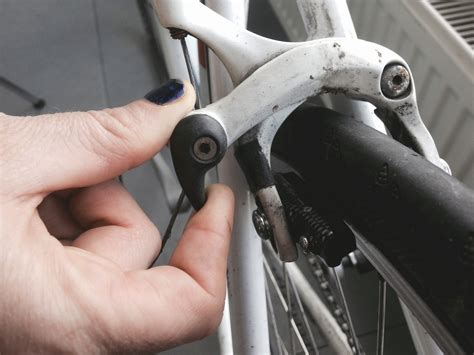 road bike brake shoes how to change road brake pads on brakes total