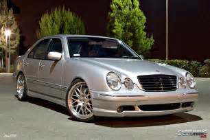 Mercedes Of Tuning Mercedes E320 W210