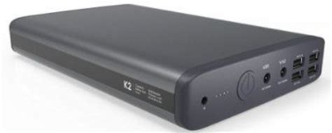 best power bank for laptop: high capacity