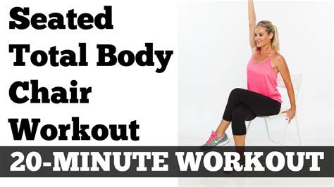 seated exercises  abs legs arms full length