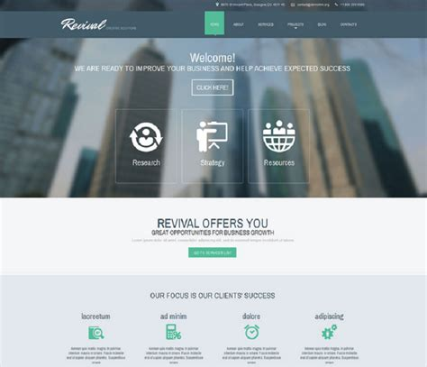 web design ideas 15 parallax web designs idevie