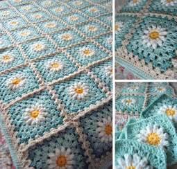 Tillie tulip a handmade mishmosh donna s daisy blanket surprise
