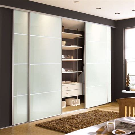 Sliding Door Wardrobe Closet Contemporary Standard Sliding Wardrobe Doors Wardrobes Closet Armoire Storage Hardware