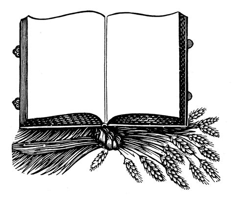 picture framing books open book image clipart best