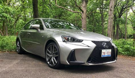 2019 Lexus Is350 by 2019 Lexus Is350 F Sport Rwd Review Changes Colors