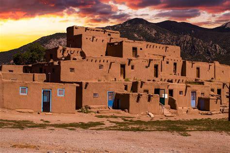 adobe pueblo houses sacred travels spiritual journeys to sacred sites