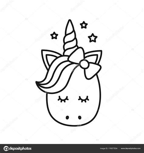 imagenes de unicornios para colorear best dibujos de unicornios para colorear images exle