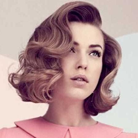 vintage hairstyles for hair 15 best collection of vintage hairstyle for hair
