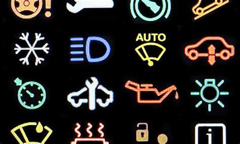Audi A3 Anzeigesymbole by Kontrollleuchten Im Auto Bedeutung Der Symbole
