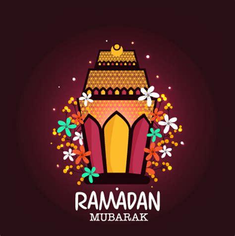 design background ramadan background ramadan mubarak vector design set 06 vector