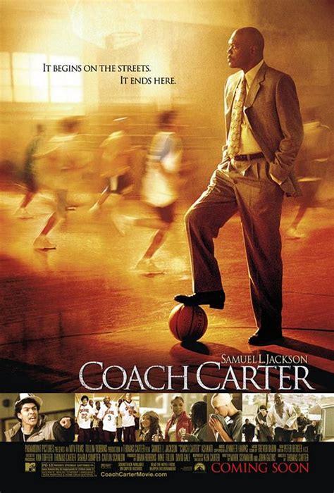 couch carter coach carter thomas carter