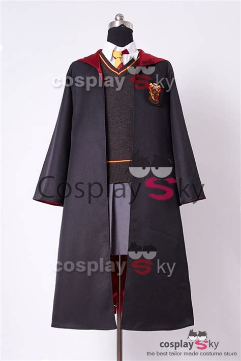 Deguisement Hermione Granger by Harry Potter Gryffindor Uniforme Scolaire Hermione Granger