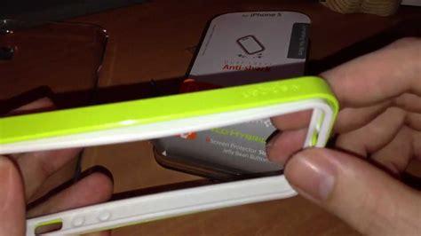 Spigen Sgp Iphone 5 Neo Hybrid Ex Snow Sherbet Pink spigen sgp iphone 5 neo hybrid ex snow lime unboxing
