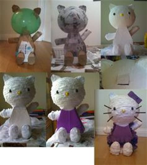 How To Make A Pinata Without Paper Mache - 1000 ideas about hello pinata on hello