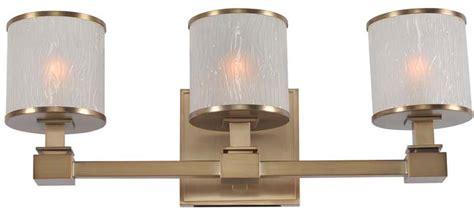 brushed bronze bathroom lighting kalco 313533brb destin brushed bronze xenon 3 light