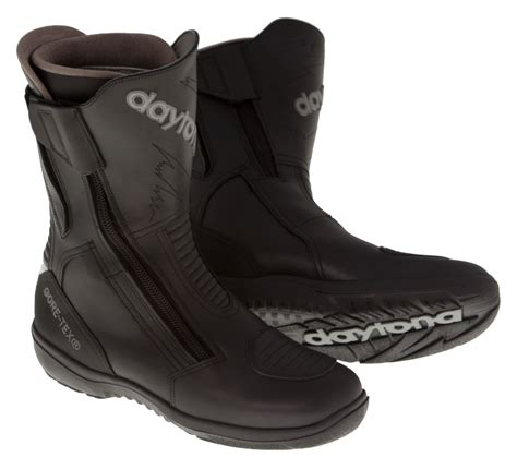 motorcycle road boots daytona road star gtx boots revzilla