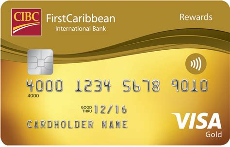 International Use Visa Gift Card - firstcaribbean international bank credit cards fcib rewards
