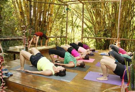 Retreat Costa Rica Detox by Detox Retreat And Vegan At Waterfall Villas
