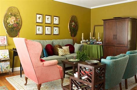 Eclectic Vintage Living Room by Vintage Eclectic Living Room Decoist