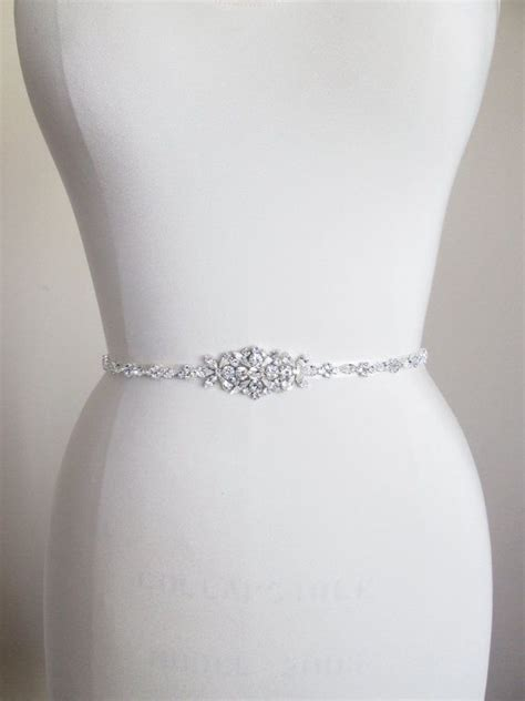 25 best ideas about bridal belts on