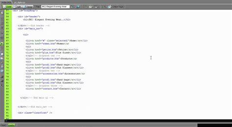 membuat menu drop down dreamweaver cs3 how to fix drop down menu behind content or images adobe
