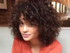 wavy hairstyles short curly haircuts short hairstyles 2016 2017 most