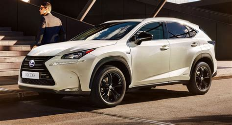 lexus nx exterior lexus nx sport adds subtle exterior and interior tweaks