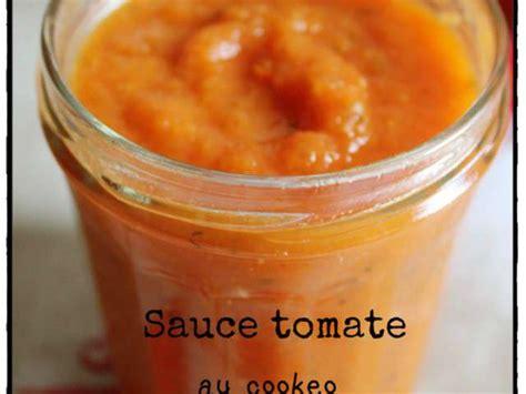 sauce tomate cuisin馥 recettes de cook 233 o et sauce tomate