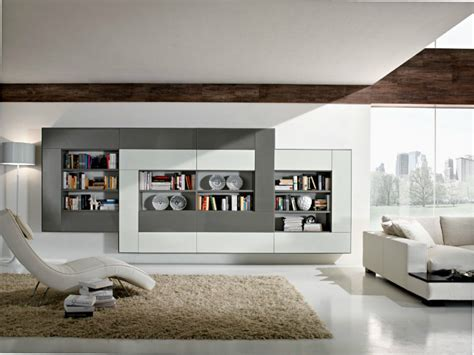 10 modern bookcases for your home design
