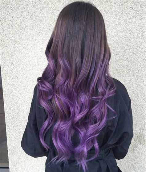 the prettiest pastel purple hair ideas purple tips on light brown hair www imgkid com the
