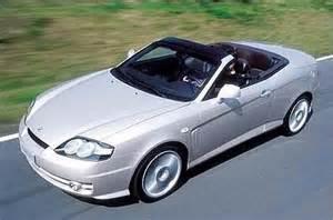 Hyundai Cabrio Coupe Tuscani Used Carused Carhyundai Car On