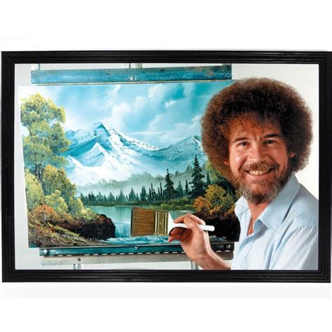 bob ross painting poster 1000 ideas about bob ross paintings on the
