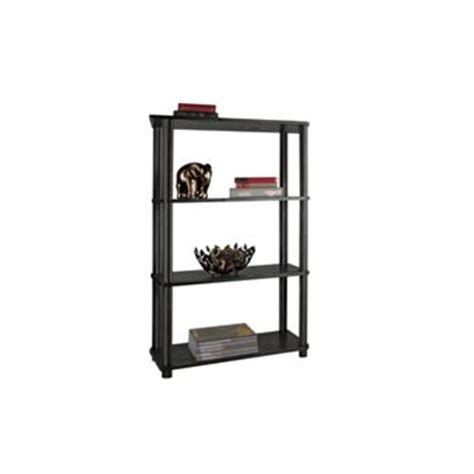 homebase bathroom shelves black shelving unit homebase co uk