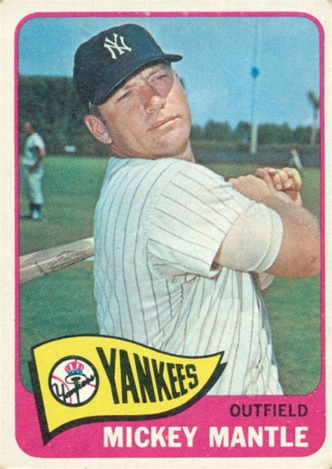 do they still make baseball cards mickey mantle baseball cards complete visual guide to the