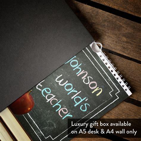 Calendar Personalised Personalised Best Calendar Gettingpersonal Co Uk