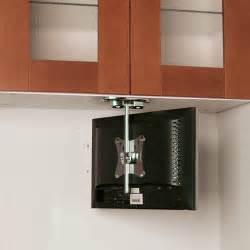 Under Cabinet Television For Kitchen by Pin By Wall Mountsplus On Under Cabinet Tv Mount Pinterest