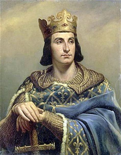 louis philipp crusaders and the contrast between richard the