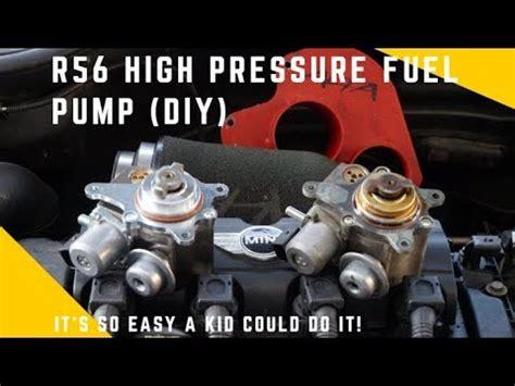 mini cooper   high pressure fuel pump issue funnydogtv