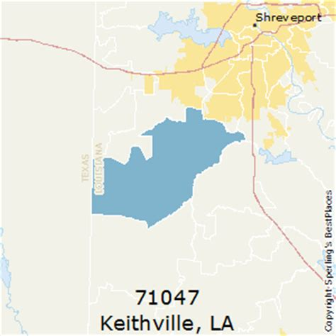 keithville louisiana map best places to live in keithville zip 71047 louisiana