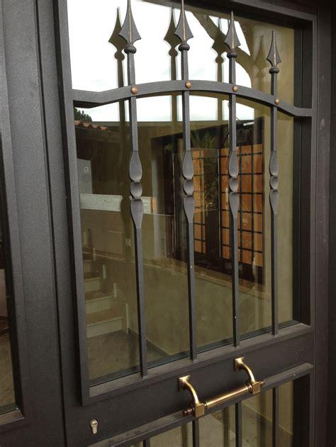 portoni d ingresso in ferro portoni in ferro battuto e vetro rt83 187 regardsdefemmes