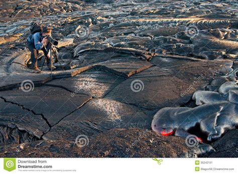 Big Flow 8 Maxy Ori By Lava photographer in a danger zone stock image image 35242151