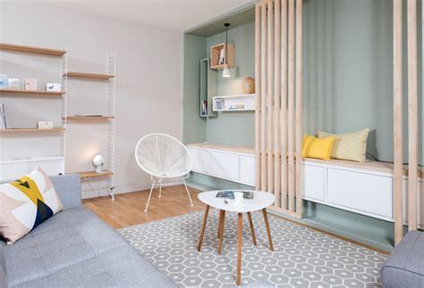 woonkamer makeover met een scandinavisch tintje